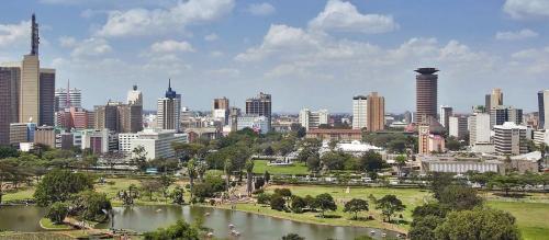 Nairobi, the City