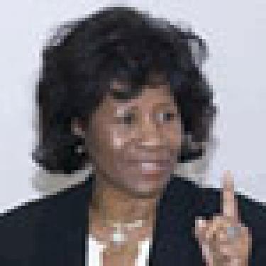 Mrs. Deloris Jordan - University Council Member