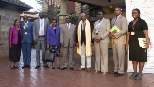 USIU-Africa to help empower youth in Nyandarua County