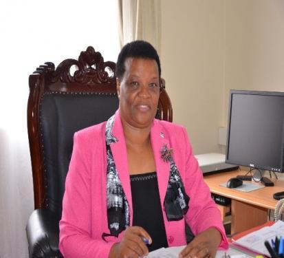 Prof. Wangari Mwai