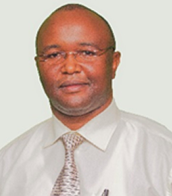 Dr Stephen Kimotho
