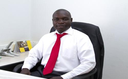Gabriel Okello, PhD