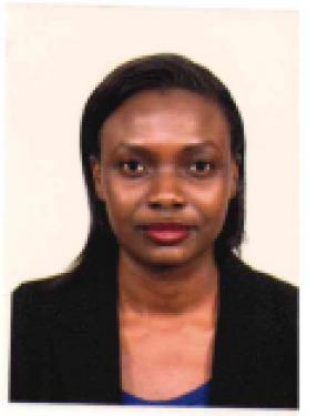 Yvonne Mwendi - Legal Counsel