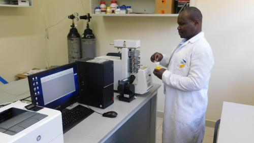 New Specialized Equipment Laboratory