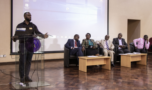 Department holds successful alumni mentorship forum