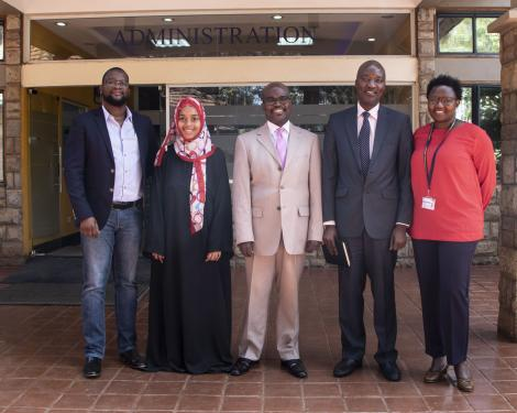 USIU-Africa to reinforce relationship with film commission