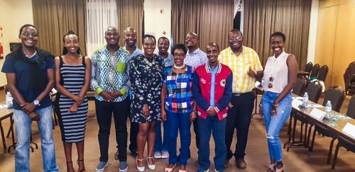 Interim officials appointed to Uganda alumni...