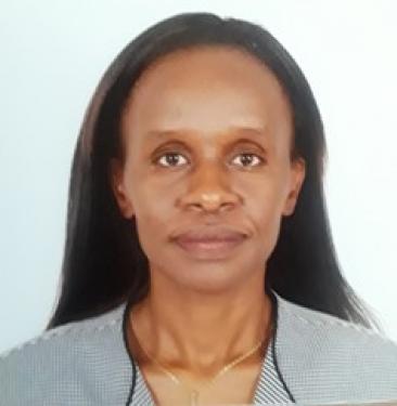Dr. Lucy W. W. Gichaga, Ph.D.