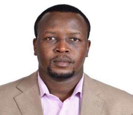 Dr. Omboi Bernard