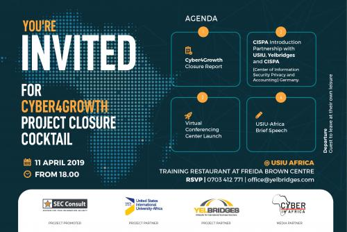 USIU-Africa and YelBridges to launch Cyber4Growth...