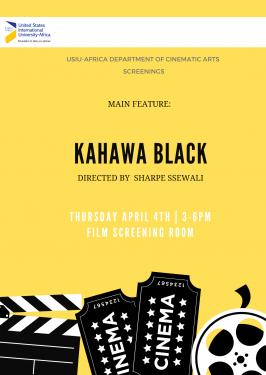 Screening: Kahawa Black