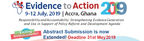 Evidence to Action 2019
