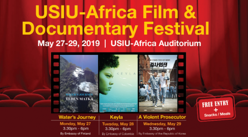 2019 USIU - Africa Film & Documentary Festival