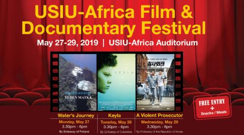 2019 USIU - Africa Film & Documentary Festival