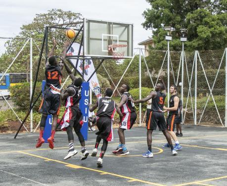 Uganda Christian University crowned 3X3 Varsity challenge winners
