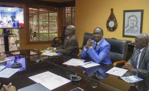 USIU-Africa signs partnership agreement with...