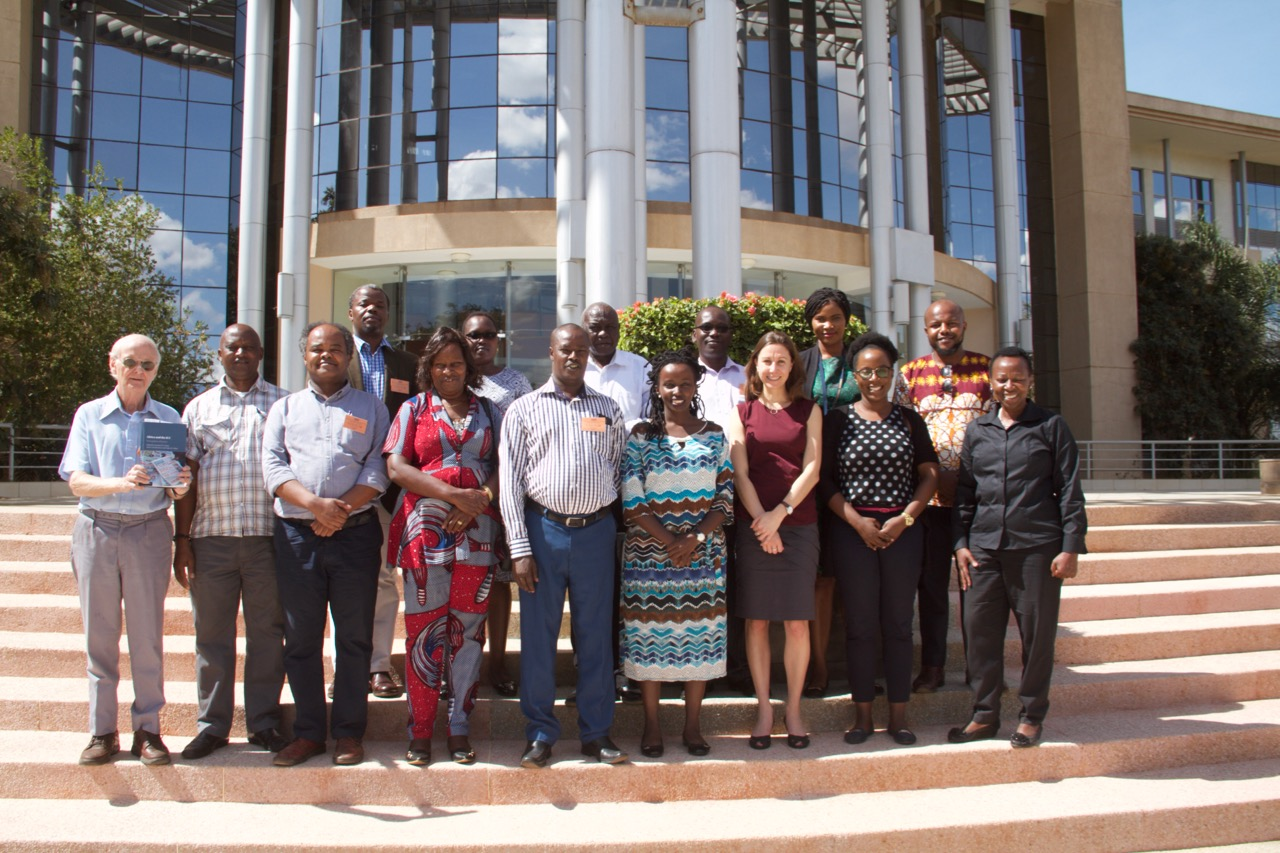Joint USIU-Africa-Kent Law School workshop at USIU-Africa