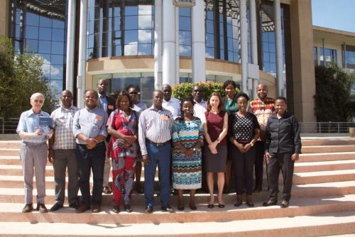 Joint USIU-Africa-Kent Law School workshop at...