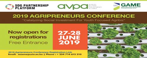 2019 Agripreneurs Conference