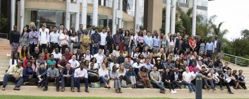 School of Graduate Studies, Research and Extension hosts a knowledge exchange workshop