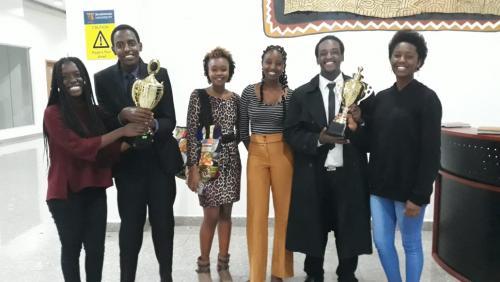 USIU-Africa Public Speaking club wins in...
