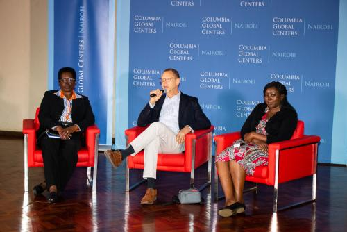 USIU-Africa and Columbia Global Centers in Nairobi host Public Lecture