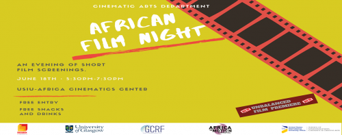 African Film Night: UNBALANCED Film Premier