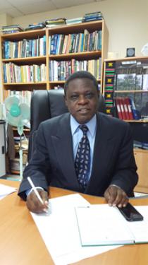 Prof. Francis Wambalaba