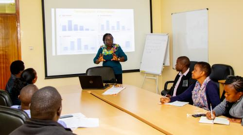 Graduate School hosts a colloquium on implications of urban Agri-social enterprises on urban poverty, food safety and livability