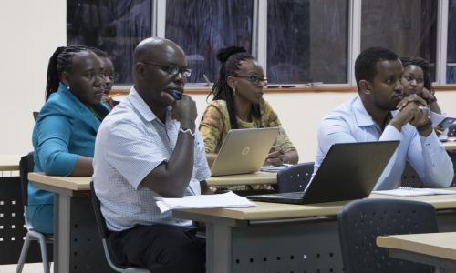 Barclays USIU-Africa Enterprise Academy Program