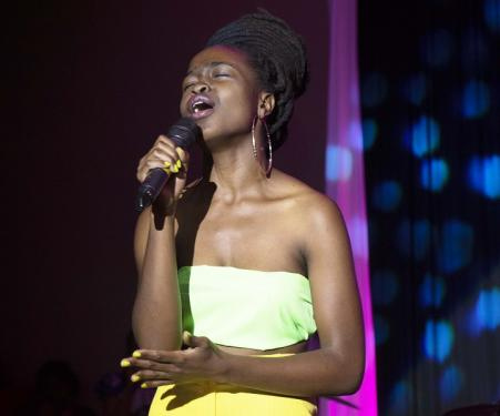 Students showcase their different talents at the USIU Got Talent event