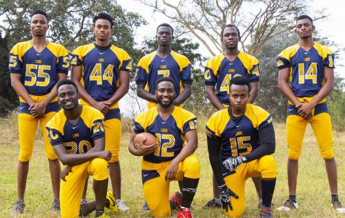 A New Dawn for the USIU-Africa American Football...