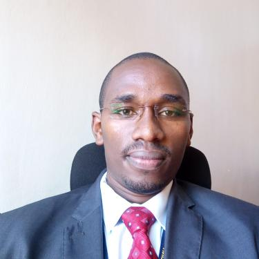 Fred Kariuki - Principal Officer, Gender Equity...