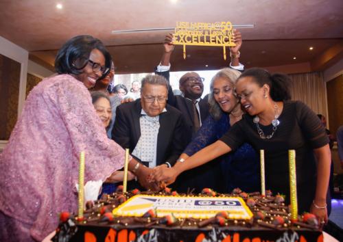 USIU-Africa celebrates its 50th Anniversary in...