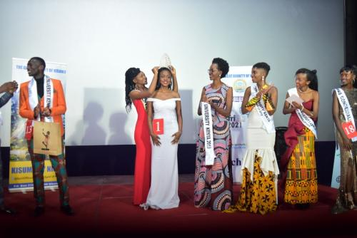 International Relations student crowned Miss University Kenya 2019