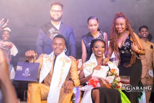Kelvin and Rejoice crowned as Mr and Ms....