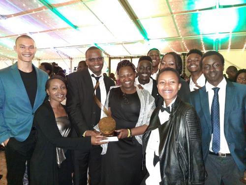 USIU-Africa film wins a Prestigious Award at...