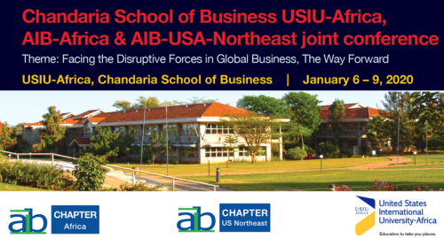 Academy of International Business Special Joint Conference