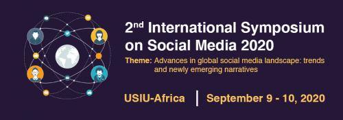 2nd International Symposium on Social Media 2020