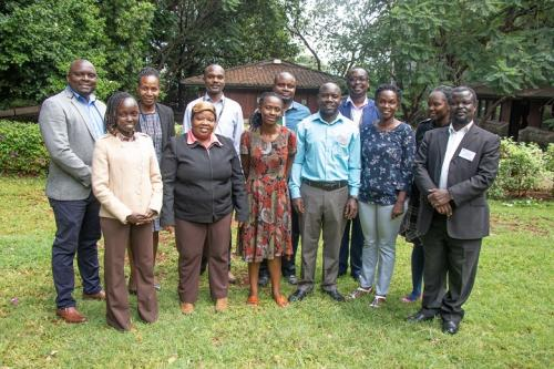 The Human Resources department hosts Makerere...