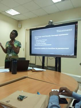 School of Humanities holds colloquium on child...