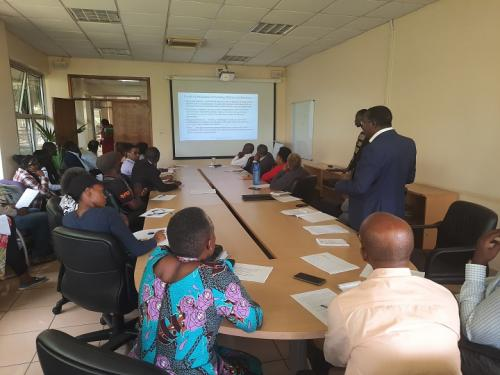 School of Humanities and Social Sciences hosts colloquium on the policies and practices governing the quality of postgraduate research training at USIU-Africa