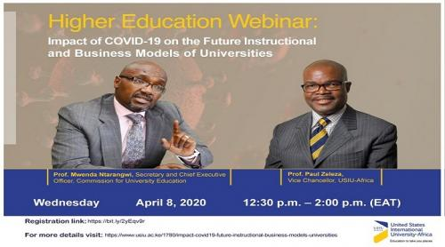 Impact of COVID19 on the Future Instructional and...