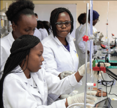 School of Pharmacy and Health Sciences carries out orientation for new cohort of students
