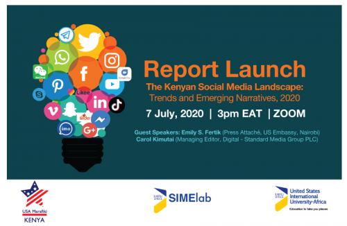 Social Media Lab releases the Kenyan Social Media Landscape 2020 report