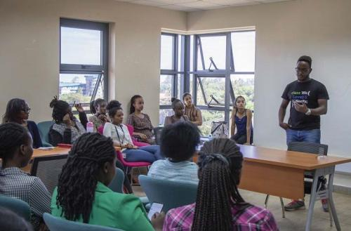 USIU-Africas Incubation and Innovation Center winds up for the Summer semester, with entrepreneurs getting an opportunity to pitch to potential investors