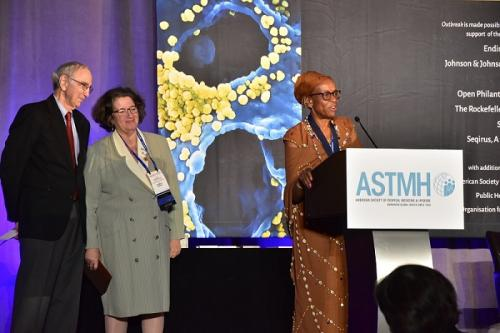 Prof. Njeri Wamae named as one of the American Society of Tropical Medicine and Hygiene Distinguished International Fellows