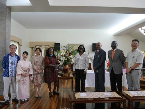 USIU-Africa takes part in Japan-Kenya cultural exchange luncheon