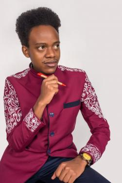 USIU-Africa student launches debut poetry book, Born to be human