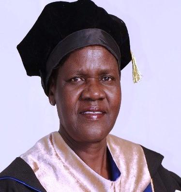 Dr. Ogada, Agnes Owuor